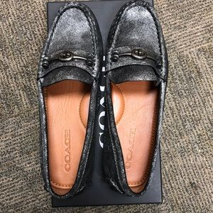 NWT Coach Crosby driving loafer